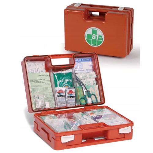 cassette e armadietti per il pronto soccorso aziendale: de micheli